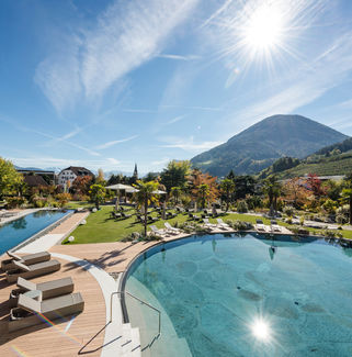 Hotel Alpiana Resort in Völlan / Lana Südtirol