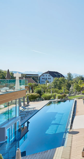 Hotel Alpiana Resort in Lana - Wellness Urlaub in Südtirol