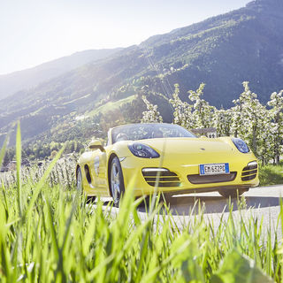 Cool Things to Do in Alto Adige - una gita con la Cabrio.