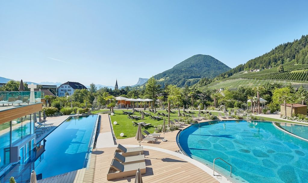 Dolce Vita Wellness Hotel Sudtirol Alpiana Resort Lana Meran