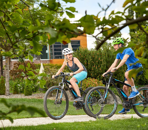 Bikeurlaub im ALPIANA RESORT in der Bike-Region Meraner Land