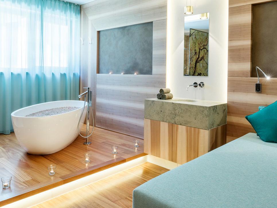 Spa Privata Hotel Alpiana Resort Lana Alto Adige